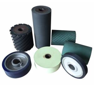 PU&橡膠耐磨輪
